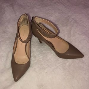 Banana Republic Ankle Strap Heels